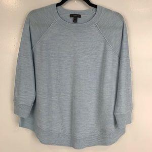 J Crew Merino Wool Swing Sweater